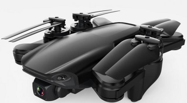Mini Dron profesional con gps y camara WiFi
