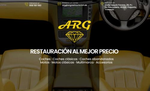 ARG Taller Restauración de Coches & Motos