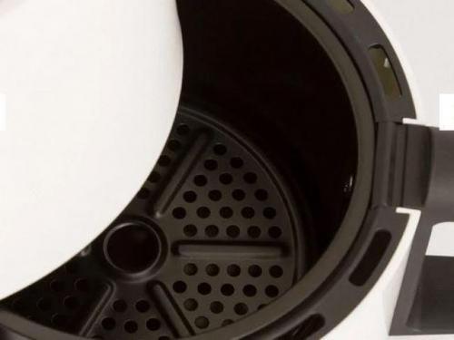 Freidora de aire de exposicion nueva