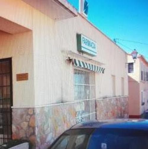 Farmacia Ana Julia Quesada Muelas, Penáguila