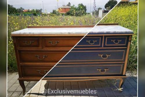 Exclusive Muebles - Restauración y Renovación de Muebles