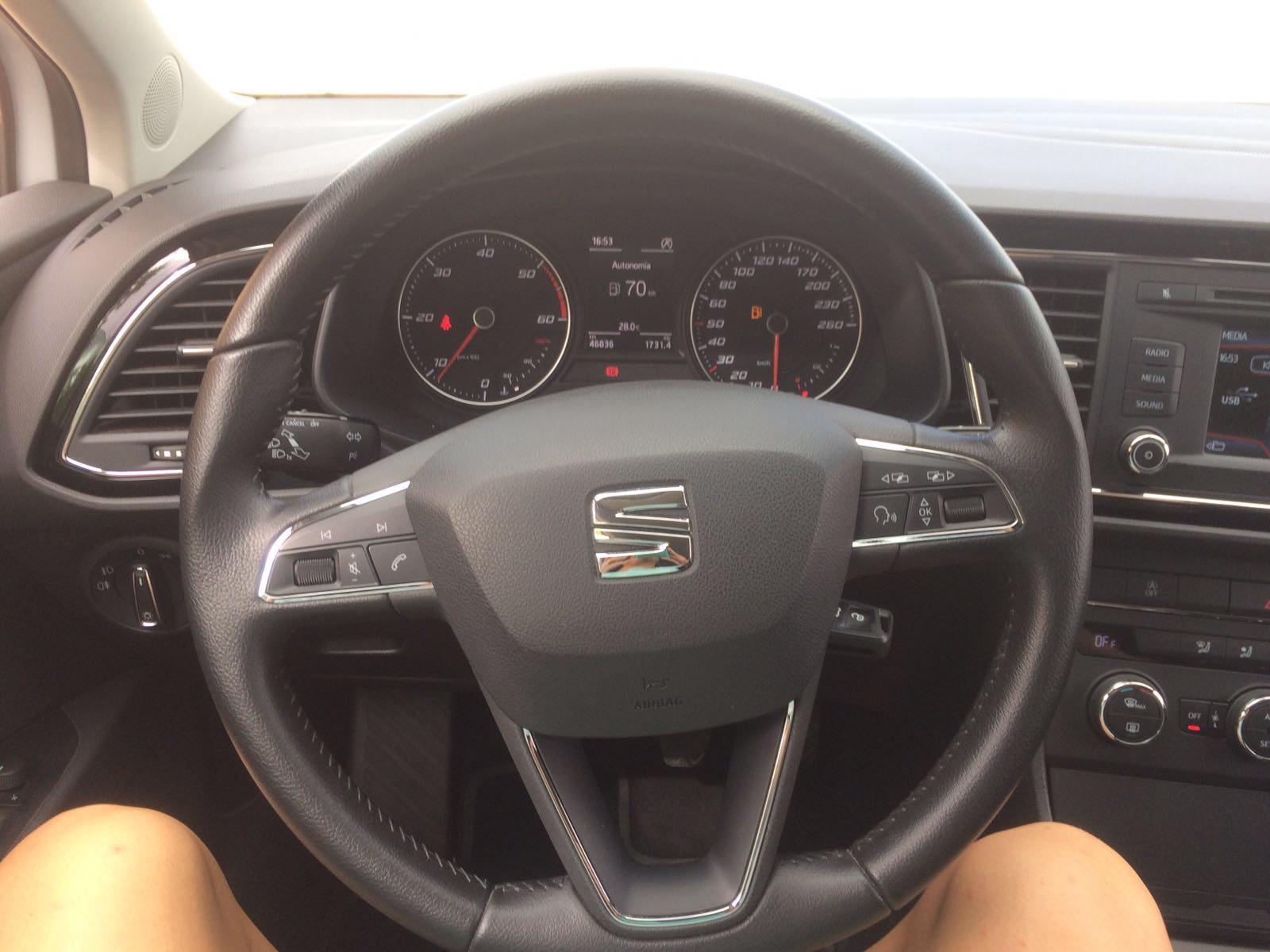 Seat Leon style start/stop 2015